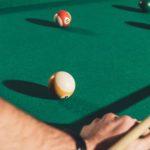 Men Playing Pool